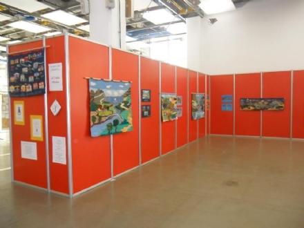 NICHELINO – Il gioco dell'arte per 1500 bimbi delle scuole alla ludoteca