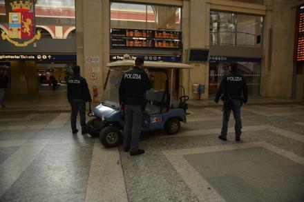 SICUREZZA A CAPODANNO - Due arresti e 3383 persone controllate nelle stazioni ferroviarie