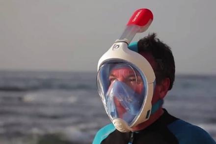 ORBASSANO - Il San Luigi: Le maschere di Decathlon convertite non sono autorizzate