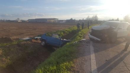 CARMAGNOLA - Tragedia sulla provinciale 129: muore un pensionato