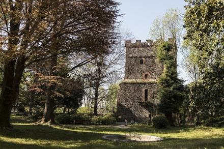 RIVALTA - Le famiglie con bambini affetti da autismo potranno passeggiare nel parco del castello