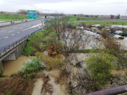 VINOVO - Danni alluvione: cè tempo fino al 15 gennaio per chiedere gli aiuti