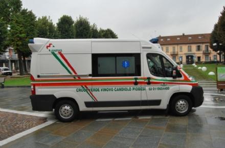 VINOVO - La Croce Verde apre a teatro per i 40 anni di attività
