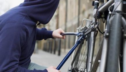 CINTURA - Torna il fenomeno dei furti di biciclette: diversi casi nelle ultime settimane