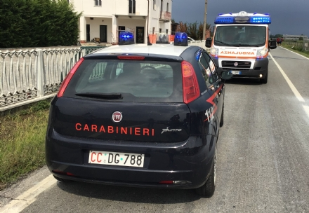 TRAGEDIA A VINOVO - Guardia giurata ammazza la compagna poi si spara: un altro omicidio-suicidio