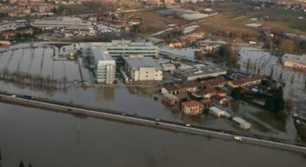 MONCALIERI - Alluvione, il Governo risponde picche: niente sforamento del bilancio per il canale scolmatore