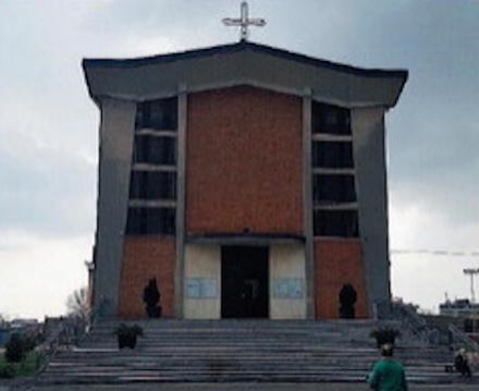 MONCALIERI - Rubate le offerte alla parrocchia Beato Bernardo