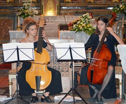 MONCALIERI - Organalia nella chiesa Collegiata di Santa Maria della Scala