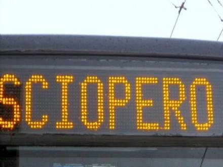 TRASPORTI - Nuovo sciopero in cintura sud delle autolinee Ca.Nova