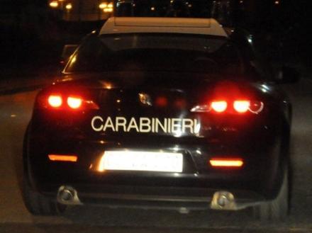 MONCALIERI - A fuoco un furgone dentro una ditta di via Pastrengo: indagini dei carabinieri
