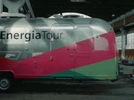 Il truck di Enel Energia Tour fa tappa a Pinerolo