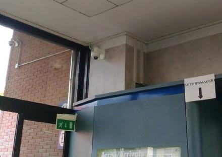 TROFARELLO - Arriva la videosorveglianza in stazione contro i vandali