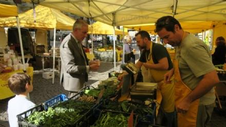 MONCALIERI - Un mercato di agricoltura sociale domenica 8 dicembre