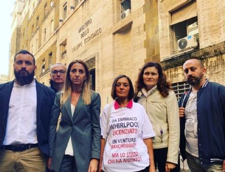 NICHELINO - Ex Embraco, lassessore Verzola al tavolo di confronto del Ministero