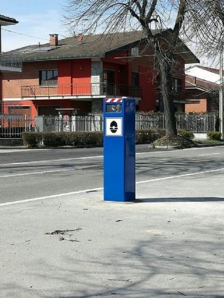 CARMAGNOLA - La replica di Cammarata sui velox nascosti nellauto civetta:«Ci battiamo per la sicurezza»