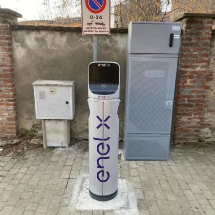 VIRLE- Anche in paese arrivano le ricariche elettriche pubbliche per le auto