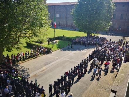 MONCALIERI - Riapre al pubblico il castello: un successo per seimila persone - LE FOTO -