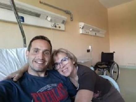 NICHELINO - Mamma coraggio apre una raccolta fondi per il figlio paraplegico