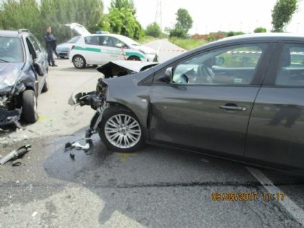 NICHELINO - Ancora un incidente grave sulle strade del territorio