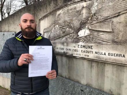 PIOSSASCO - CasaPound richiede l'intitolazione di vie e giardini ai Martiri delle Foibe