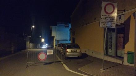 PIOSSASCO - Ancora polemiche per la chiusura del centro storico nel weekend