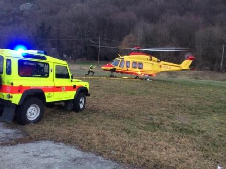 CARMAGNOLA - Escursionista muore sul sentiero del Rocciamelone stroncato da un malore