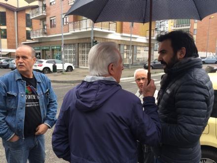 """MONCALIERI - Il sindaco lancia """"La nostra strada"""", progetto di incontri con i cittadini nelle borgate"""