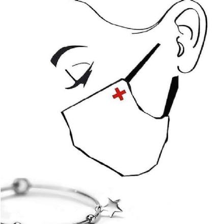 NICHELINO - La gioielleria che regala i braccialetti ai medici e infermieri eroi anti Covid
