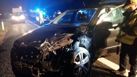TROFARELLO - Tragedia sulla tangenziale sud: due morti