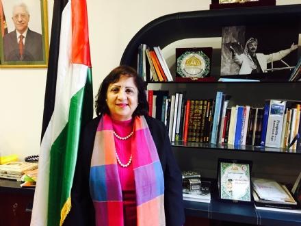 NICHELINO - Il 10 maggio al Factory incontro con Mai Alkalia, lambasciatrice palestinese in Italia