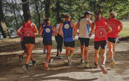 MONCALIERI - I runner si riprendono le Vallere con una corsa di gruppo