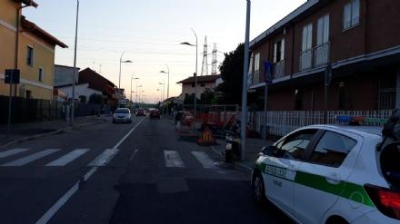 NICHELINO - Incidente in via Torino: donna in motorino grave al Cto