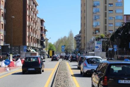 MONCALIERI - Ponte via Martiri : domenica le prove di carico per capire la tenuta della struttura