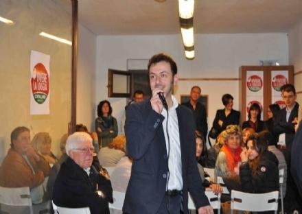 LA LOGGIA - Catalano: «Non aver fatto le primarie vuol dire aver impedito ai cittadini di scegliere».