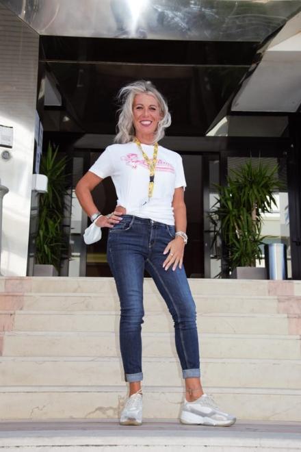 CARIGNANO - Alle finali di Miss Mamma Italiana anche una 51 enne carignanese