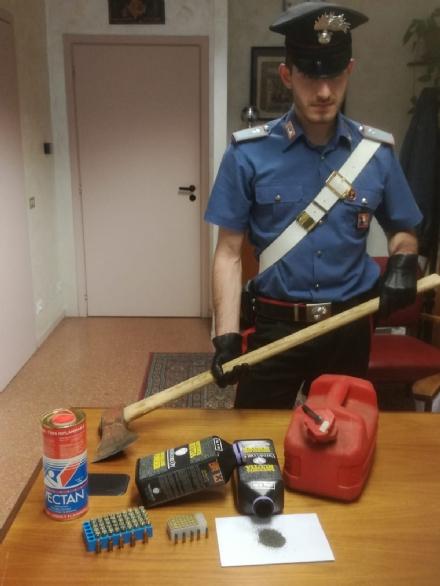 BEINASCO - La lite tra fratelli finisce a colpi dascia: un arresto