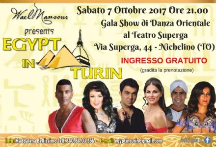 NICHELINO - Domani sera, 7 ottobre, spettacolo al Superga di danza orientale