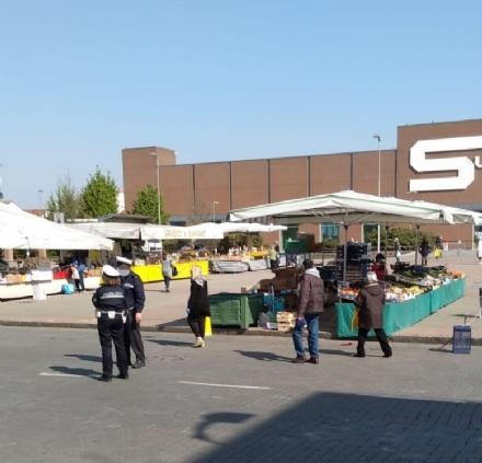 MONCALIERI - Ripartono i mercati settimanali nelle borgate. Si inizia con Borgo San Pietro