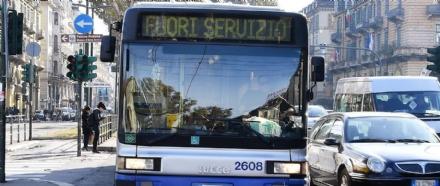 TORINO SUD - Domani sciopero degli autisti Gtt: sospeso il blocco dei veicoli Euro 4 diesel