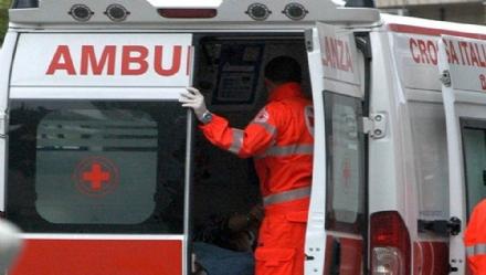 LA LOGGIA - Paura alla Alessio Tubi per un incidente sul lavoro