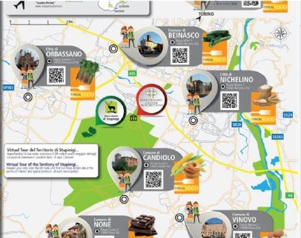 NICHELINO - Presentata la guida del parco di Stupinigi: la prima in assoluto