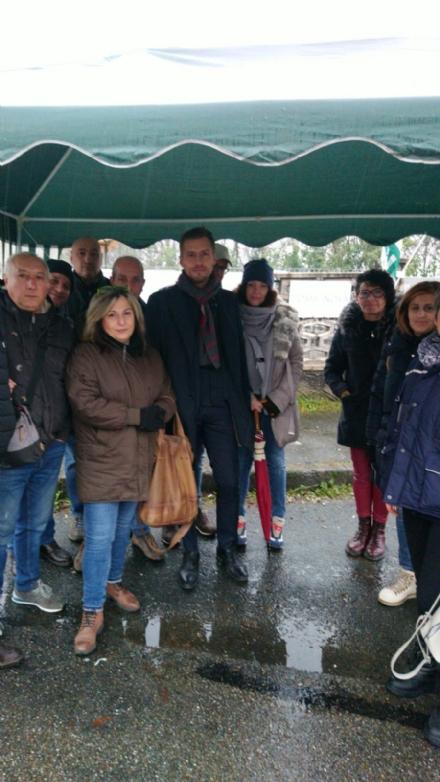 TROFARELLO - La parrocchia si muove per una raccolta fondi ai dipendenti Cosmonova