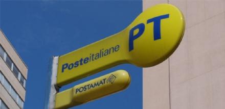 MONCALIERI - Rapina alle poste di via Vittime di Bologna: 300 euro di bottino