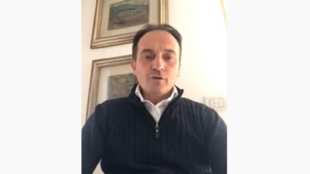 ORONAVIRUS - Il Presidente Cirio positivo: «Anche in isolamento seguirò tutte le attività della Regione» - VIDEO