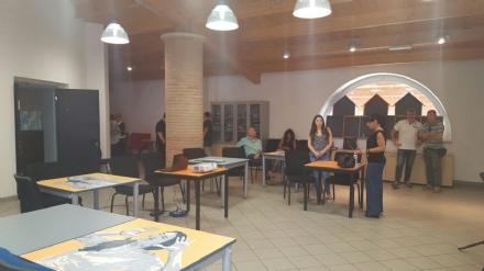 MONCALIERI - Rinasce lo spazio giovani in borgata Santa Maria: si chiamerà