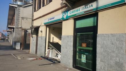 MONCALIERI - Aggredisce la guardia giurata perchè il bancomat è fuori uso: arrestato dai carabinieri