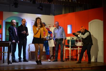 ORBASSANO - Primo appuntamento stagione teatrale