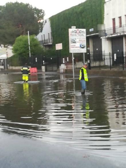 MALTEMPO - Domenica di paura tra Moncalieri e Trofarello, ma sarà una settimana alinsegna delle piogge