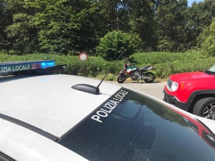 NICHELINO - Scontro tra motorino e jeep a Stupinigi: un ferito