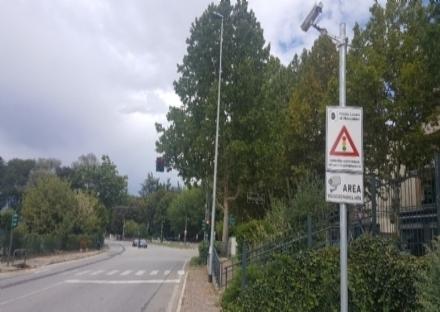 MONCALIERI - Ribaltate le sentenze sulle multe in viale del Castello: il Comune la spunta